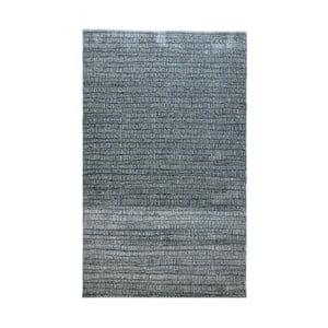 Šedý koberec Webtappeti Lines, 137x200cm