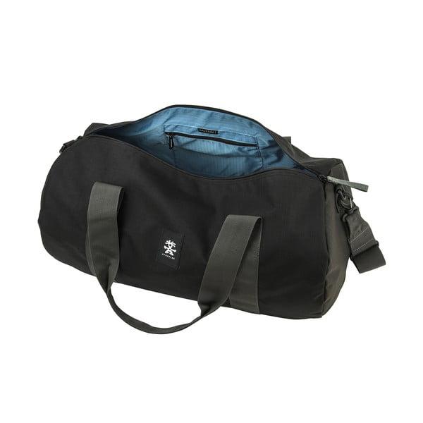 Cestovní taška Dinki Di Duffel S, dull black/dark mouse grey