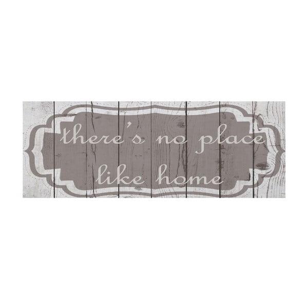 Vinylový koberec There's no place like home, 50x140 cm