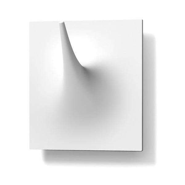 Nástěnný háček Rhino, bílý