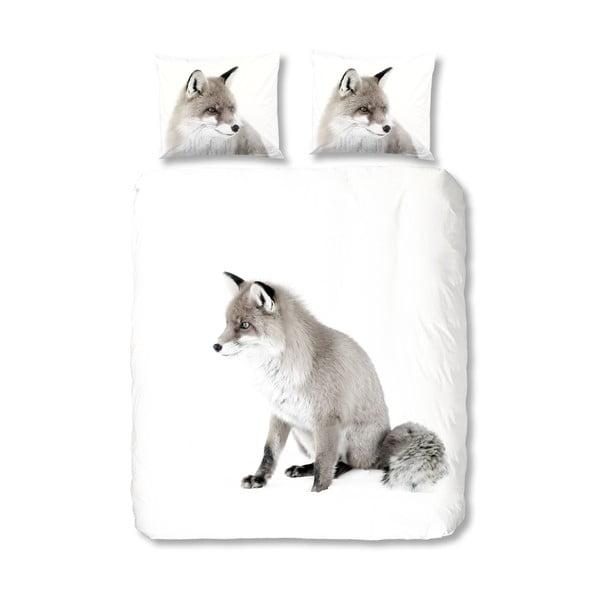 Povlečení Fox White, 200x200 cm
