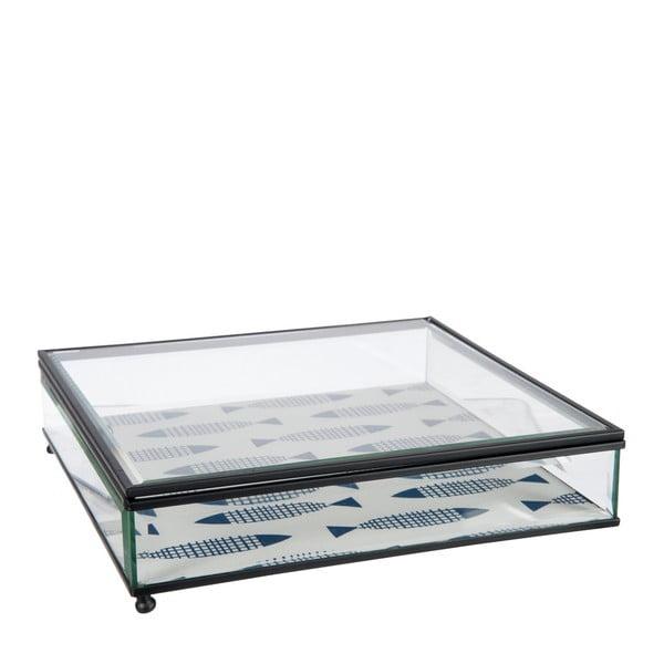 Šperkovnice Fish Blue, 23x23 cm