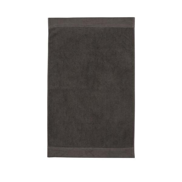 Šedá koupelnová předložka Seahorse Pure, 50x90cm