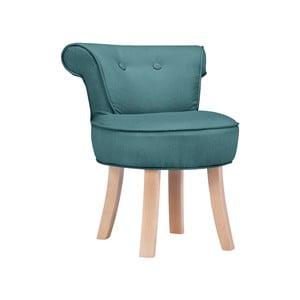 Tyrkysově modrá dětská židle KICOTI Sweety