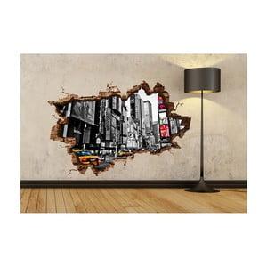Nástěnná samolepka 3D Art Niels, 70x45cm