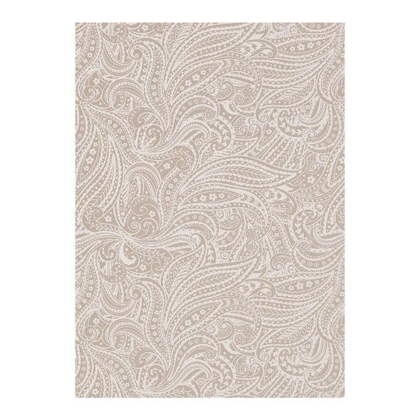 Povlečení Lea Taupe, 200x200 cm