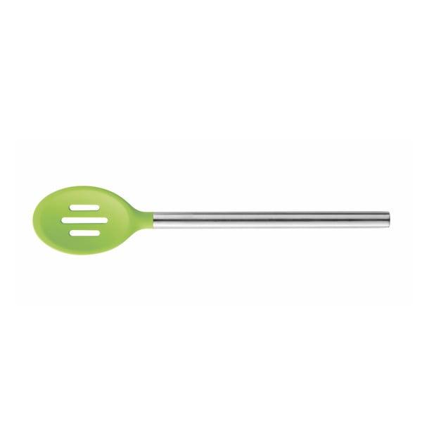 Vařečka Slotted Spoon, zelená