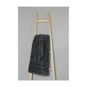 Tmavě bavlněný ručník My Home Plus Spa, 50 x 90 cm