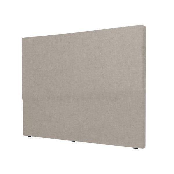 Krémově bílé čelo postele Windsor & Co Sofas UNIVERSE, 160x120cm