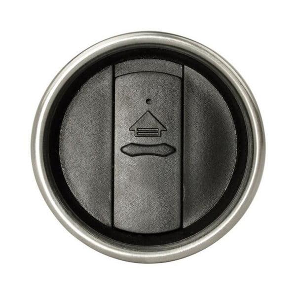 Černý termohrnek XD Design Contour,350ml