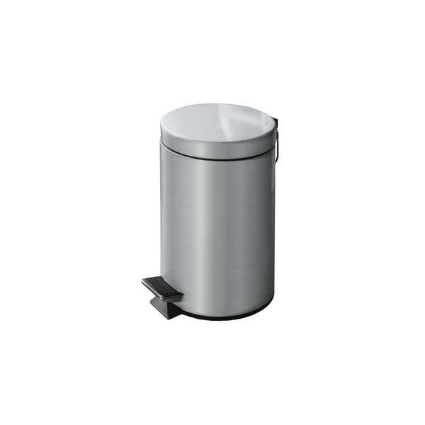 Odpadkový koš Jump Chrome, 3 l
