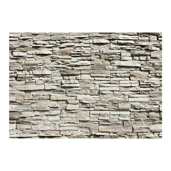 Velkoformátová tapeta Kamenná zeď, 366x254 cm