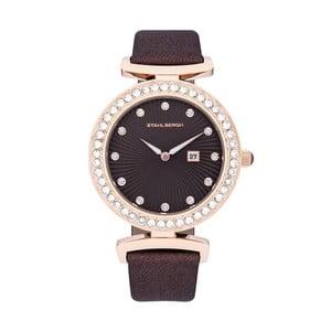 Dámské hodinky Levanger Brown
