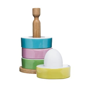 Kroužky pod vajíčka Sagaform Eggcups