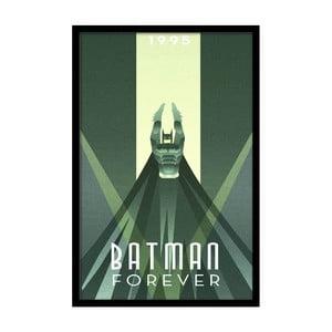 Plakát Forever Batman, 35x30 cm