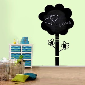 Dekorativní samolepka Tree, 150x80 cm