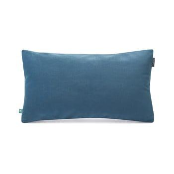 Față de pernă decorativă Mumla Velvet, 30 x 50 cm, albastru