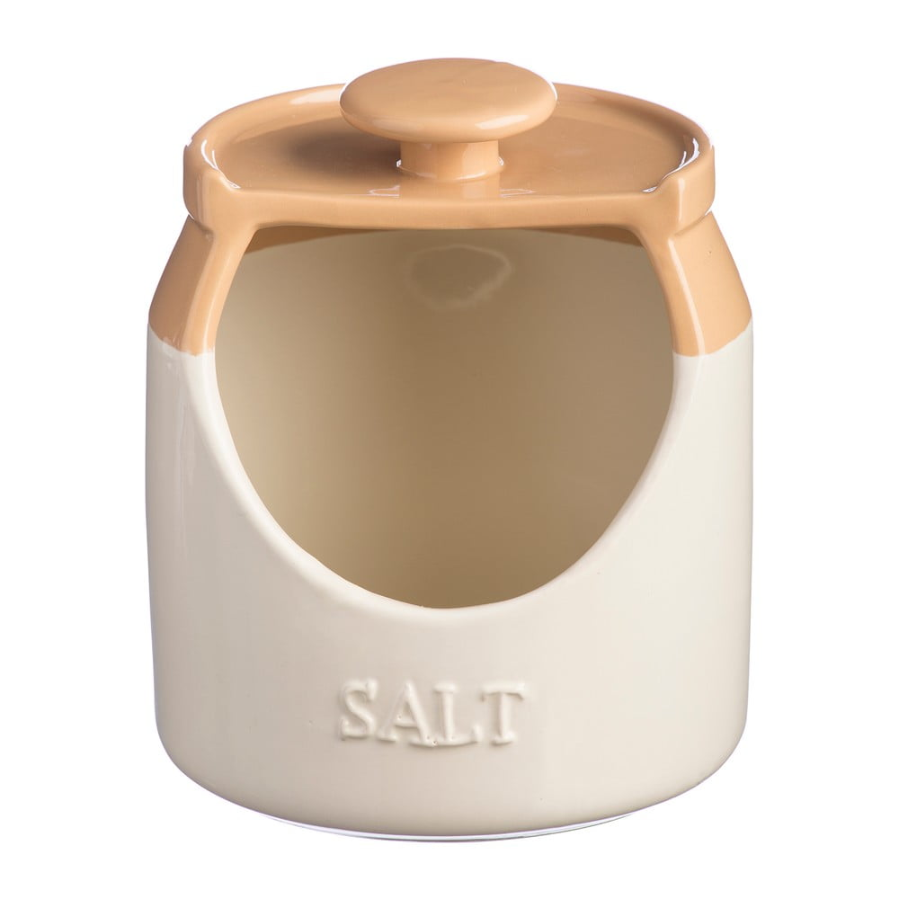 Kameninová dóza na sůl Mason Cash Cane Collection