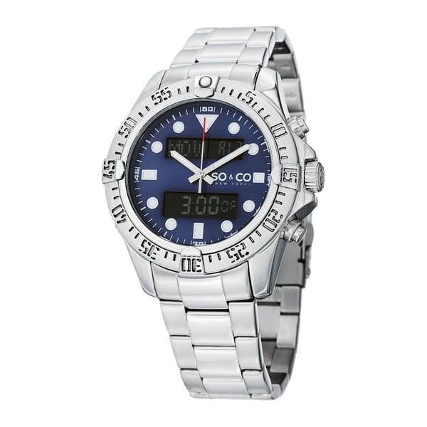 Pánské hodinky Yacht Race New Blue