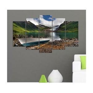 Vícedílný obraz Insigne Futugo, 102x60cm