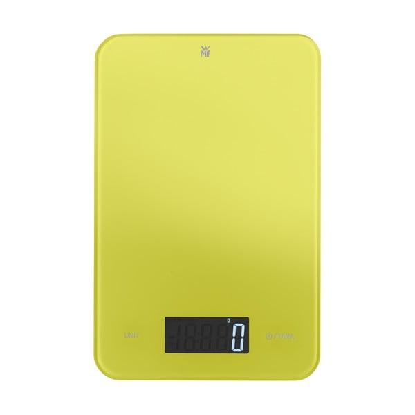 Zöld digitális konyhai mérleg - WMF