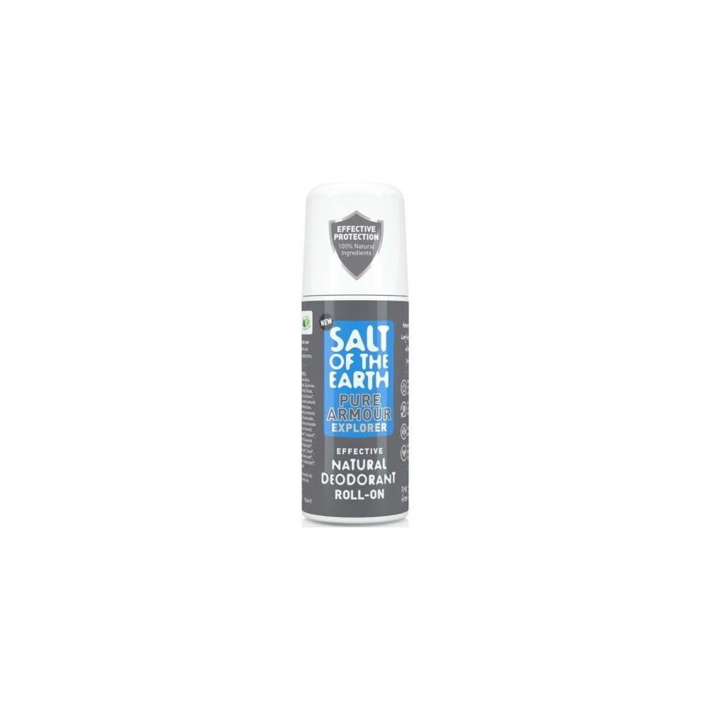 Pánský deo roll-on Salt of the Earth Pure Armour, 75 ml