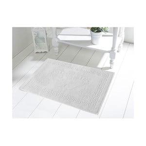 Koupelnová předložka Sveta White, 50x70 cm