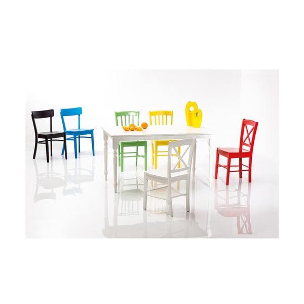 Jídelní židle CD-57, zelená