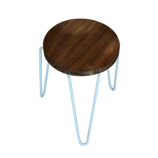 Odkládací stolek Red Cartel Flex Blanc