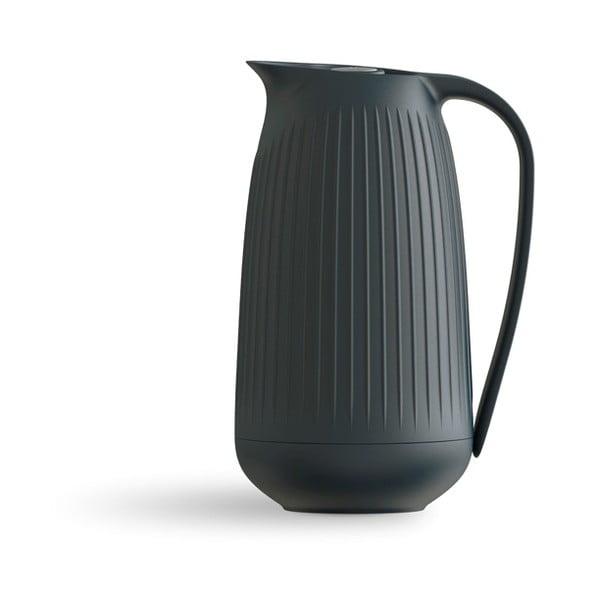 Hammershoi Thermos Jug antracitszürke műanyag kancsó, 1 l - Kähler Design