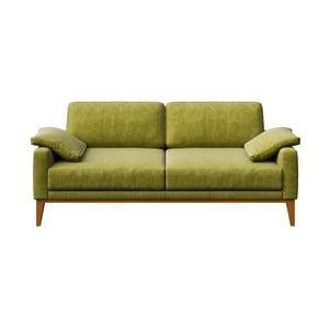 Canapea cu 2 locuri MESONICA Musso, verde