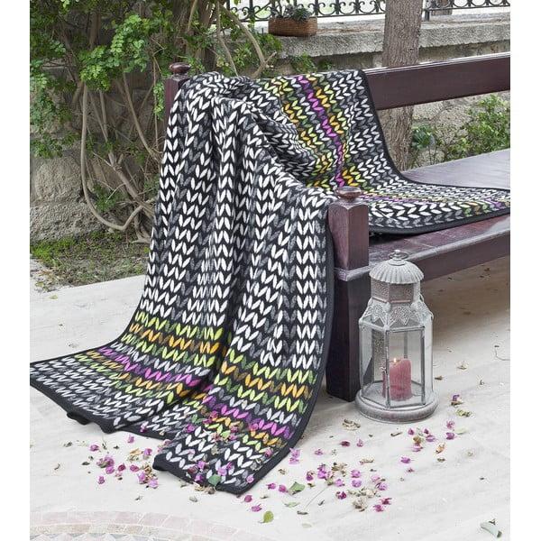 Deka Colorful Knit, 150x200 cm