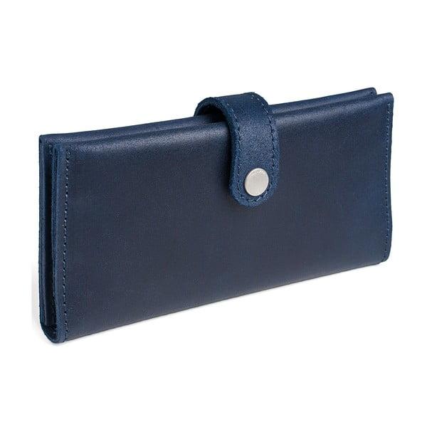 Magna Veneta kék bőr pénztárca - Woox
