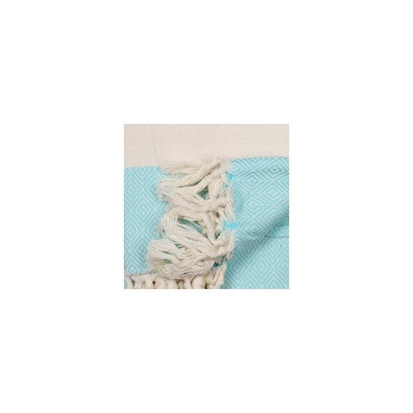 Ručník Nordic 180 x 100 cm, Turquoise