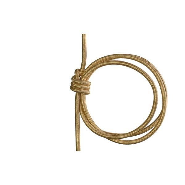 Zlaté svítidlo od Jakuba Velínského, 3 m