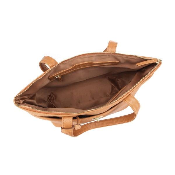 Dámská kabelka s taštičkou Leona Oak