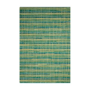 Zelený koberec Nourtex Mulholland Dano, 175x114cm