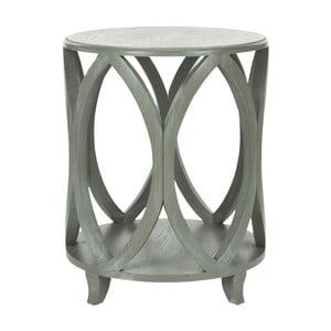 Odkládací stolek Safavieh Janika Gray