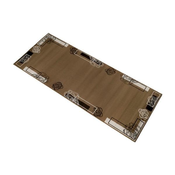 Koberec Hanse Home Prime Pile Classy Brown, 80 x 200 cm