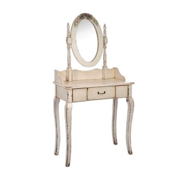 Dřevěný toaletní stolek Fir