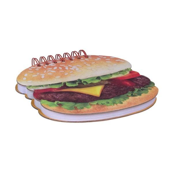 Spirálový bloček Tri-Coastal Junk Burger
