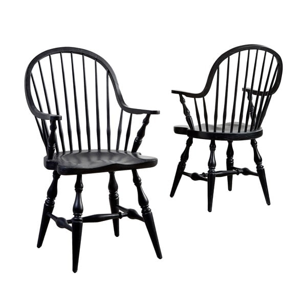 Černá židle Canett Wembley