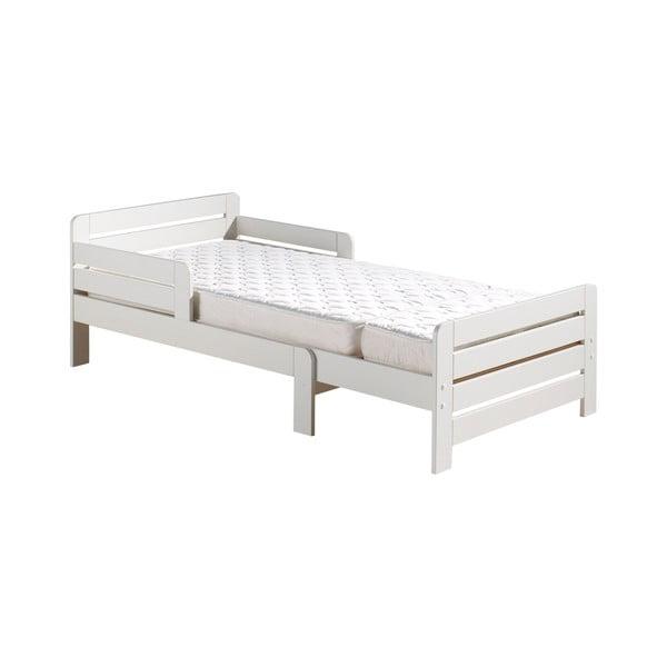 Jumper White fehér állítható ágy - Vipack