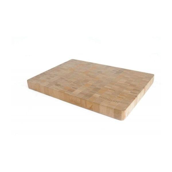Bambusowa deska do krojenia Bambum, 35 cm