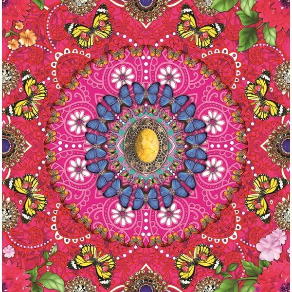 Vliesová tapeta Melli Mello Paradis, růžová