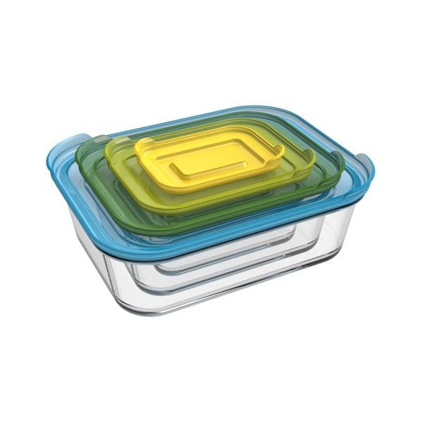 Sklenené misky na potraviny Joseph Joseph Nest