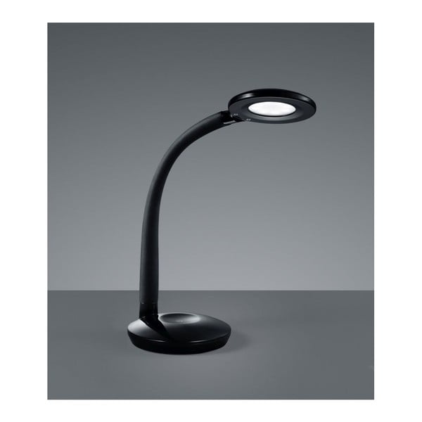 Stolní lampa Trio Cobra Nigrum