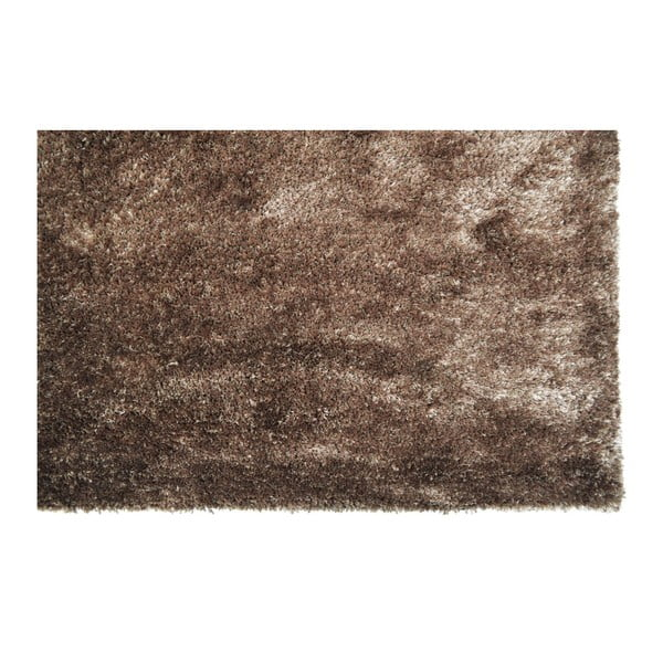 Ručně tuftovaný koberec Monaco Taupe, 80x150cm