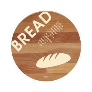 Prkénko z bukového dřeva Bisetti Bread,30cm