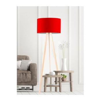 Lampadar Simple, roșu de la Unknown